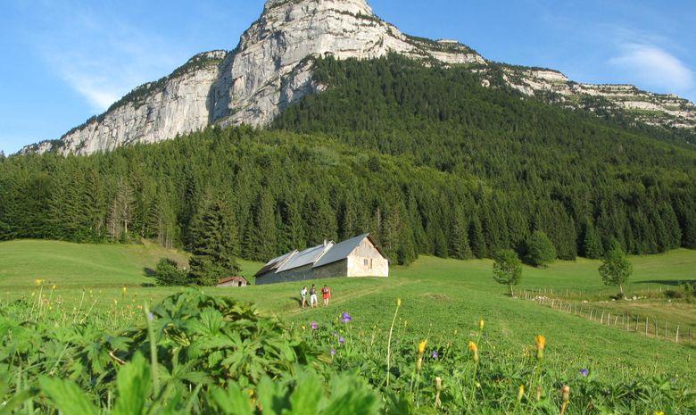 Tour du Parc naturel de Chartreuse en hôtel-1