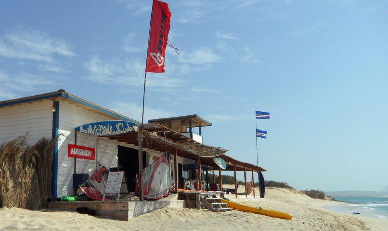 Stage de Kitesurf à Boa Vista-10