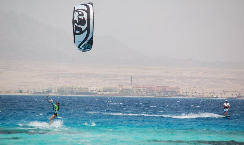 Stage de kitesurf en formule privée en Egypte-7