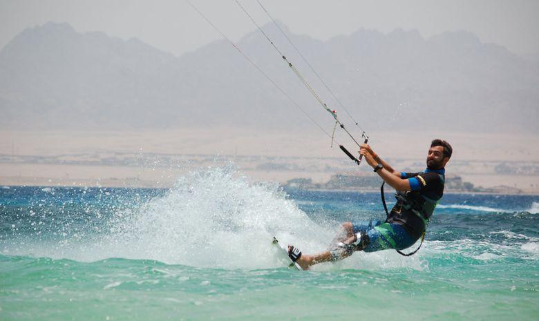 Stage de kitesurf en formule privée en Egypte-6