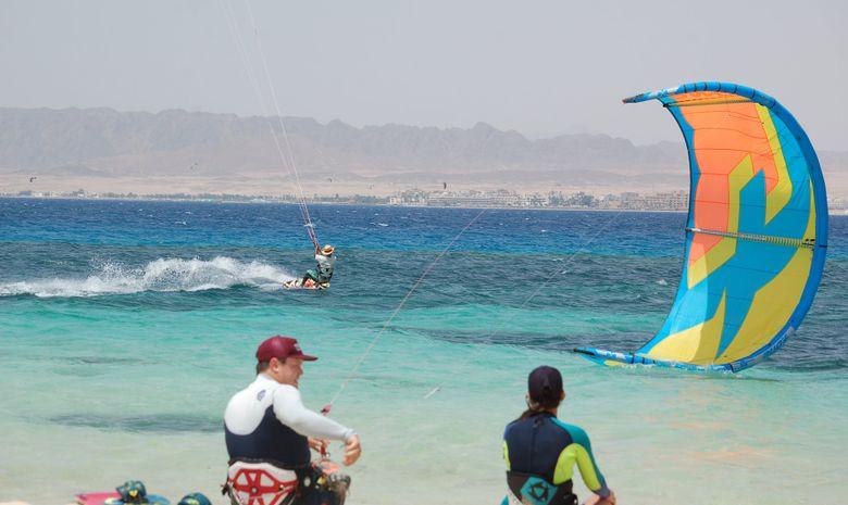 Stage de kitesurf en formule privée en Egypte-8