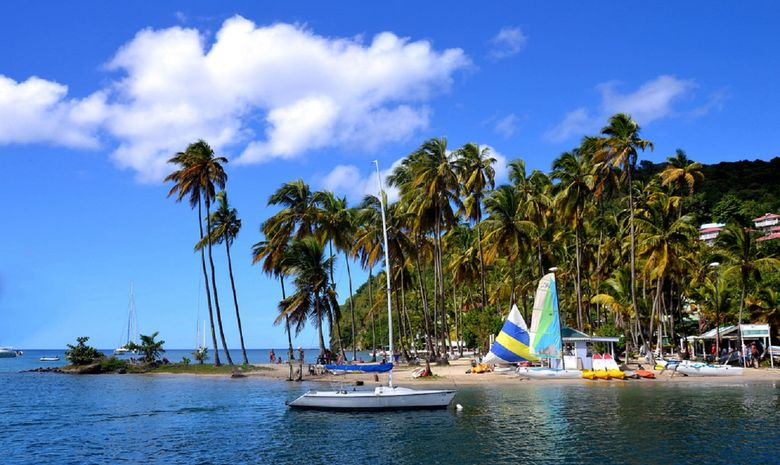Les îles Grenadines, en pension complète -13