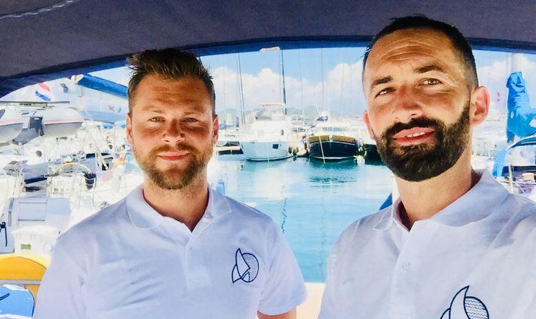 Croisière voilier dans les Îles Grenadines-14