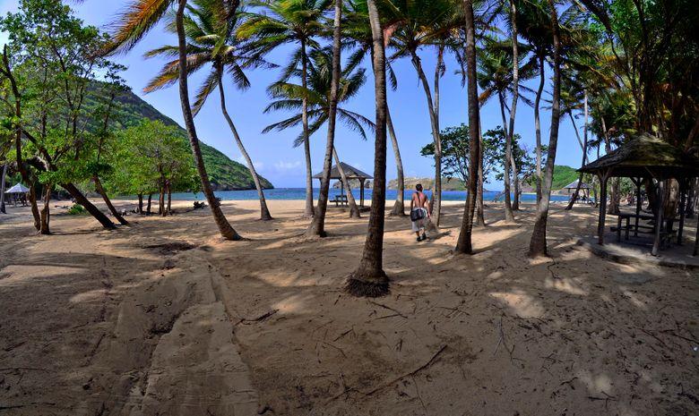 Croisière cabine de la Martinique à la Guadeloupe