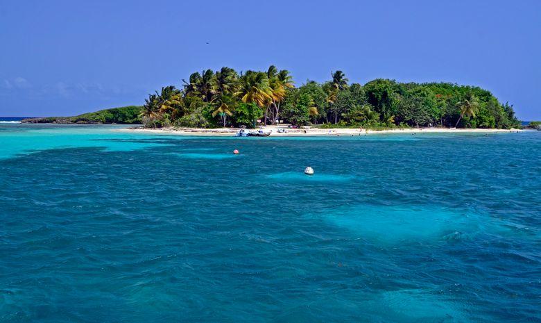 Croisière cabine de la Guadeloupe à la Martinique