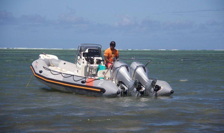 Coaching privé en Foil sur la Presqu'île du Morne-3