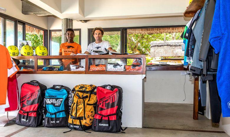 Coaching privé en Foil sur la Presqu'île du Morne-5