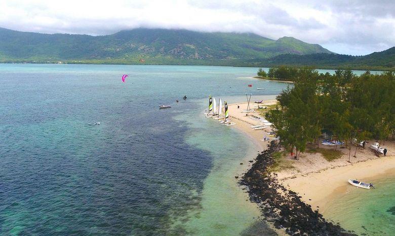 Coaching privé en Foil sur la Presqu'île du Morne-2