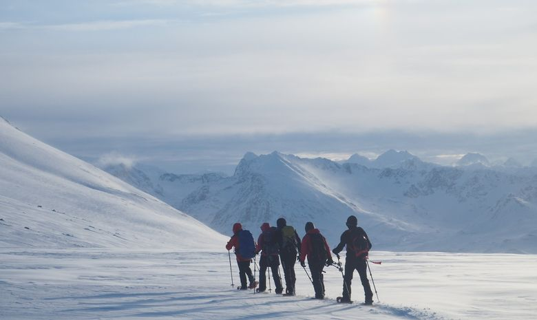 Séjour aux Alpes de Lyngen-15