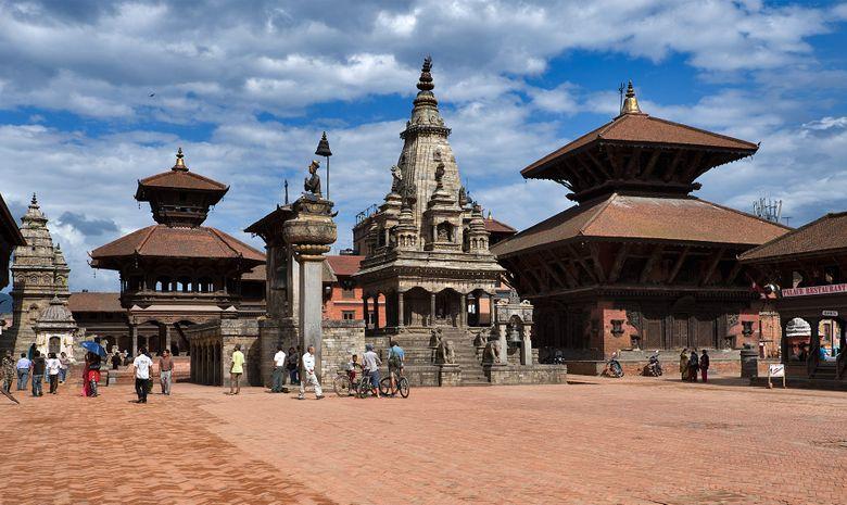 Trek dans la jungle et les montagnes du Népal-2