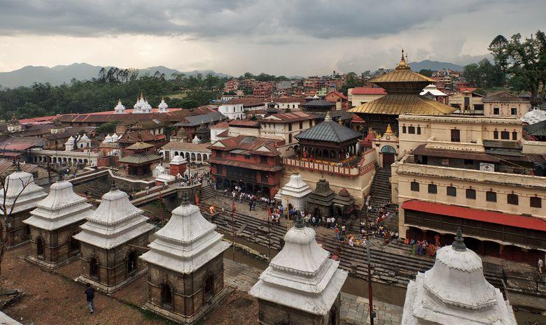 Trek dans la jungle et les montagnes du Népal-1