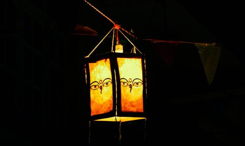 Trek & festival des lumières de Tihar