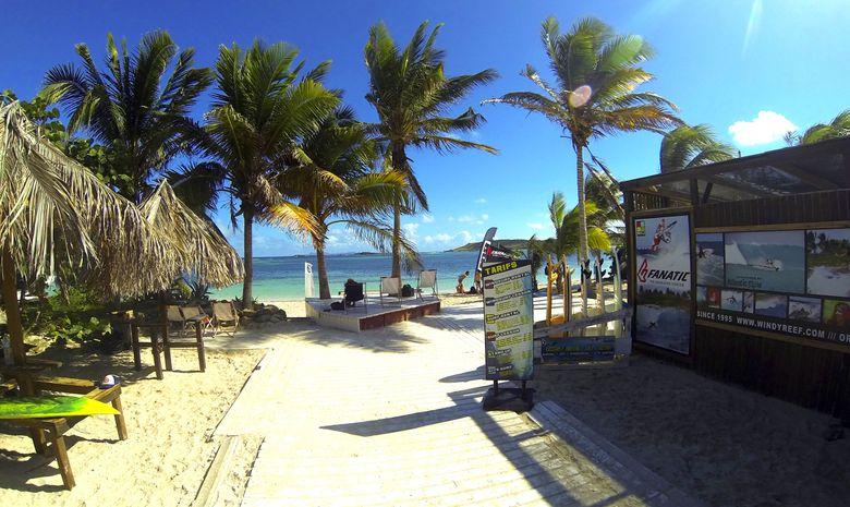 Séjour de surf en bungalow à Saint-Martin-12