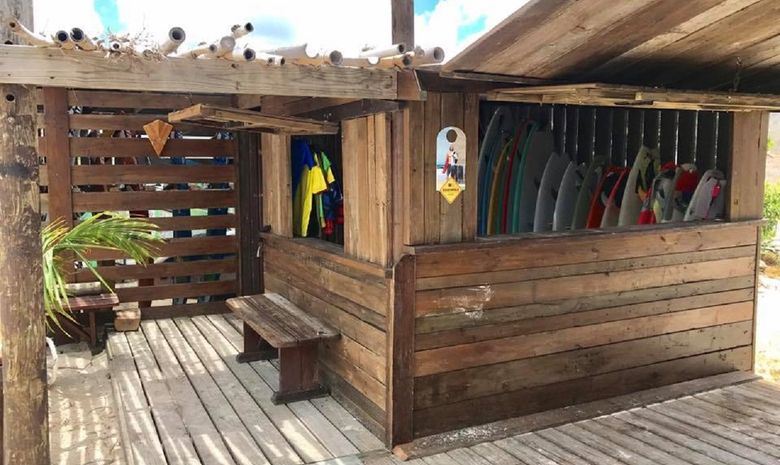 Séjour de surf en bungalow à Saint-Martin-14