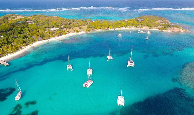 Croisière Grenadines en catamaran - All Inclusive-9