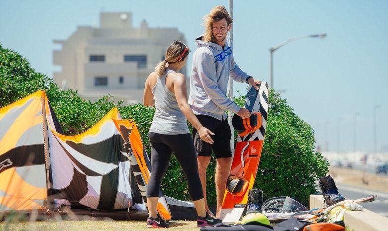 Stage de kitesurf à Cape Town-2