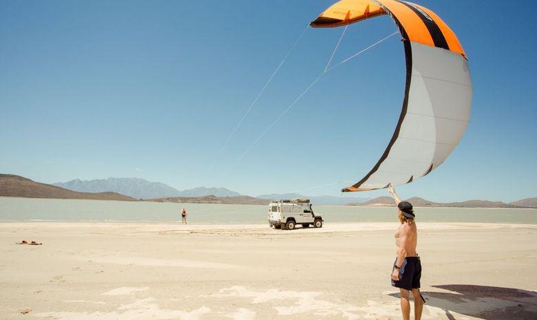 Stage de kitesurf à Cape Town-13