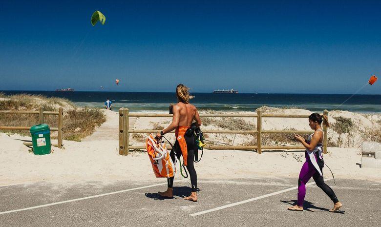 Stage de kitesurf à Cape Town-6