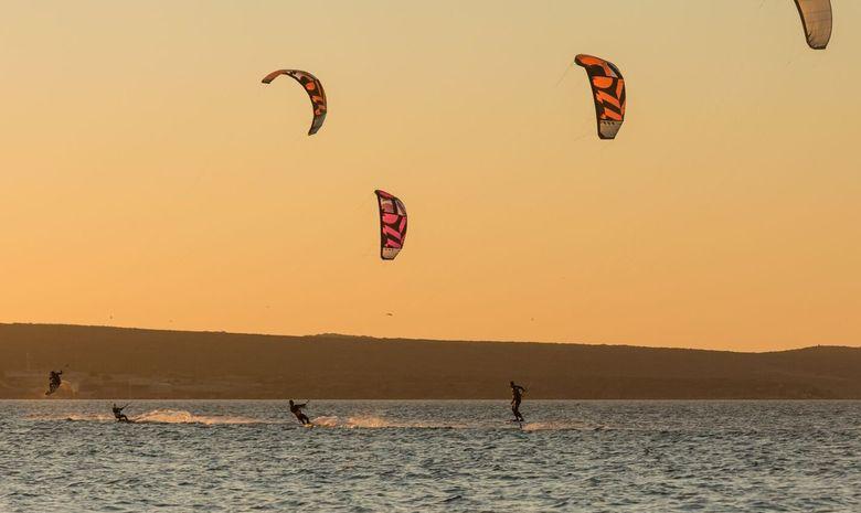 Stage de kitesurf à Cape Town-10