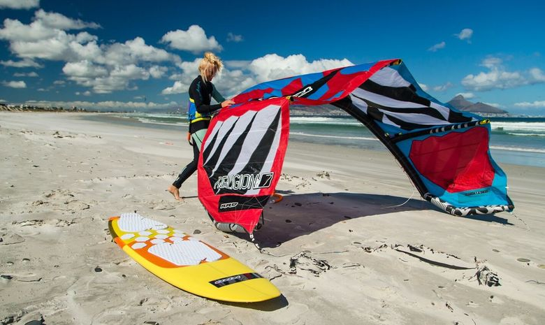 Stage de kitesurf à Cape Town-4