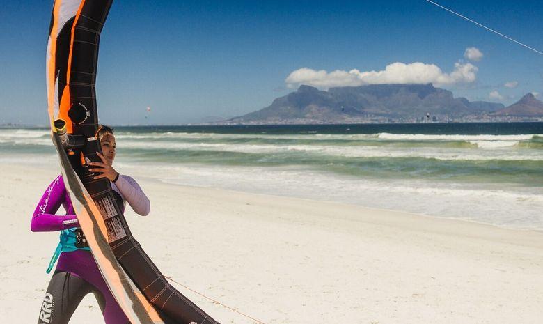 Stage de kitesurf à Cape Town-5