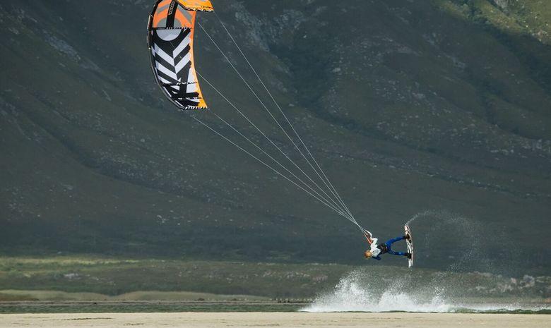 Stage de kitesurf à Cape Town-8