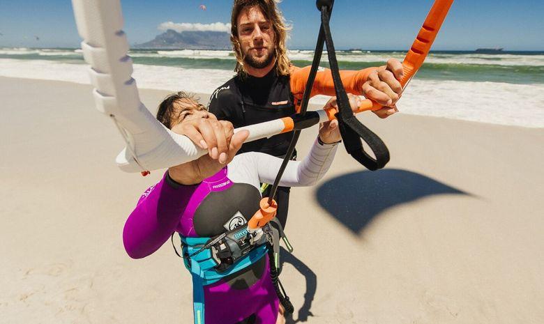Stage de kitesurf à Cape Town-14