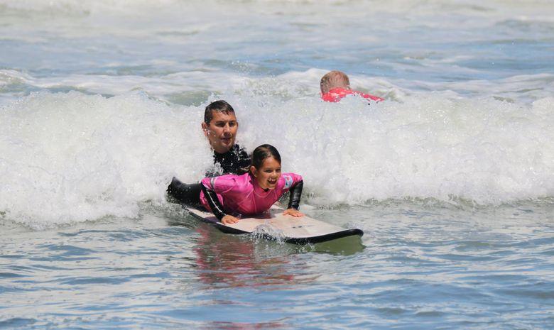 Stage de Surf à la Plage de la Madrague-2