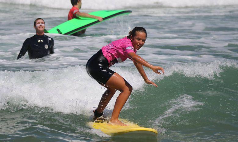 Stage de Surf à la Plage de la Madrague-5