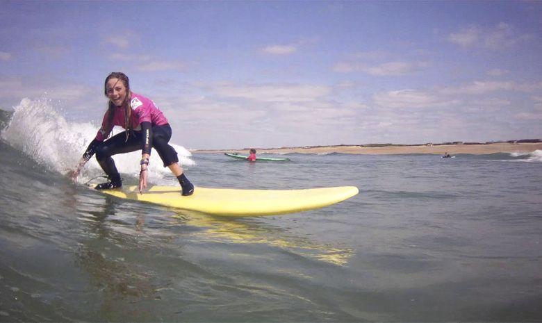 Stage de Surf à la Plage de la Madrague-9
