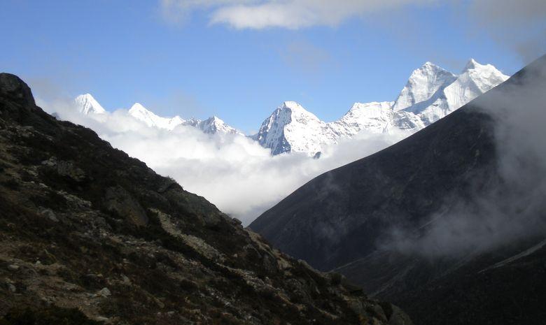 Les 3 cols de l'Everest  - sans sac
