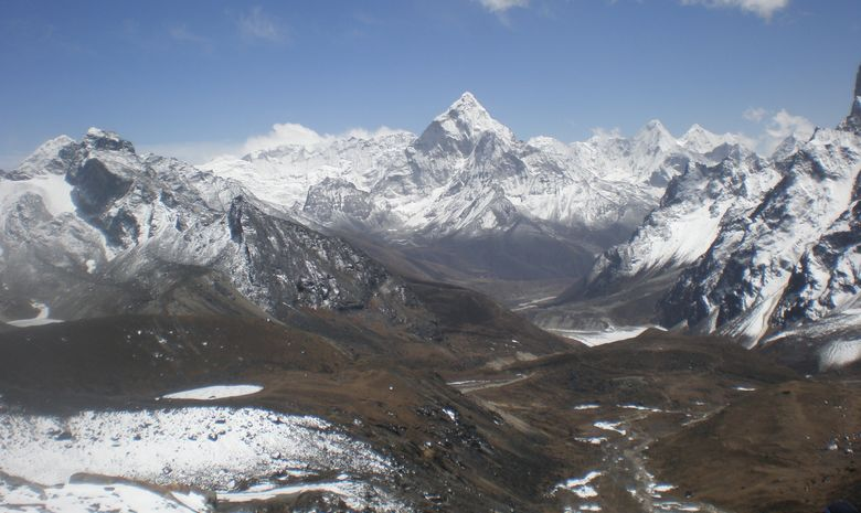 Camp de Base de l'Everest en confort - sans sac-5
