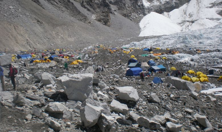 Camp de Base de l'Everest en confort - sans sac-7