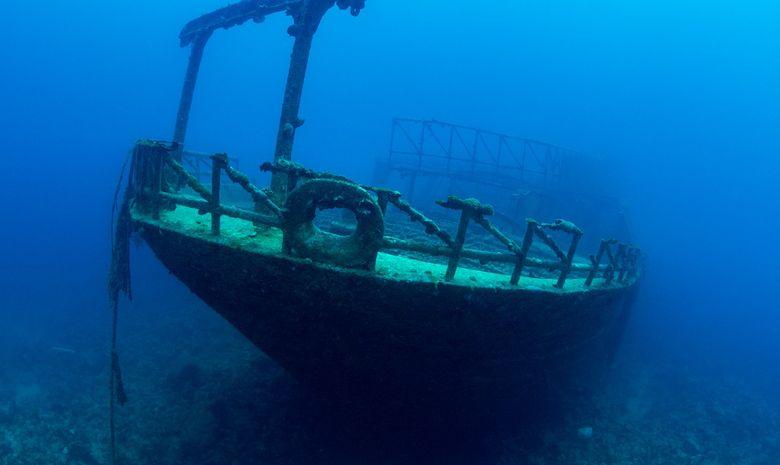 Croisière plongée épaves par Ras Mohammed-5