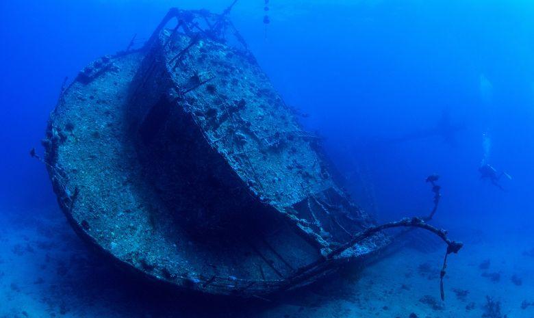 Croisière plongée épaves par Ras Mohammed-7