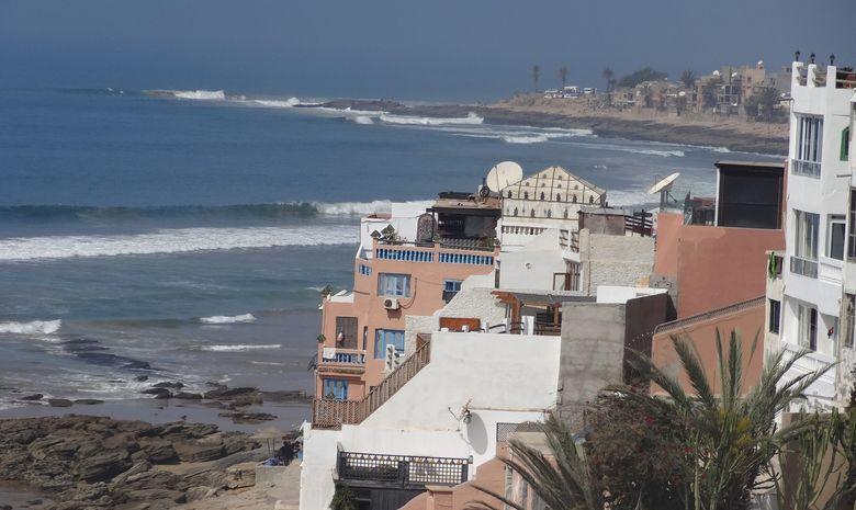 Semaine Surf Guiding All Inclusive à Tamraght-2