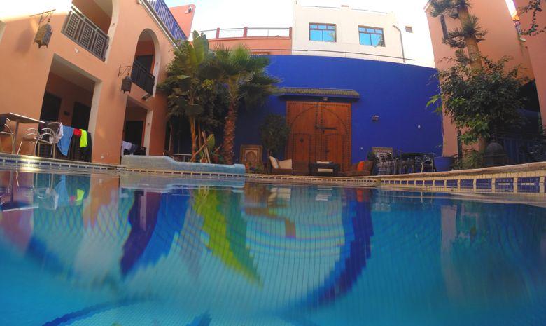 Séjour surf guiding dans la région d'Agadir