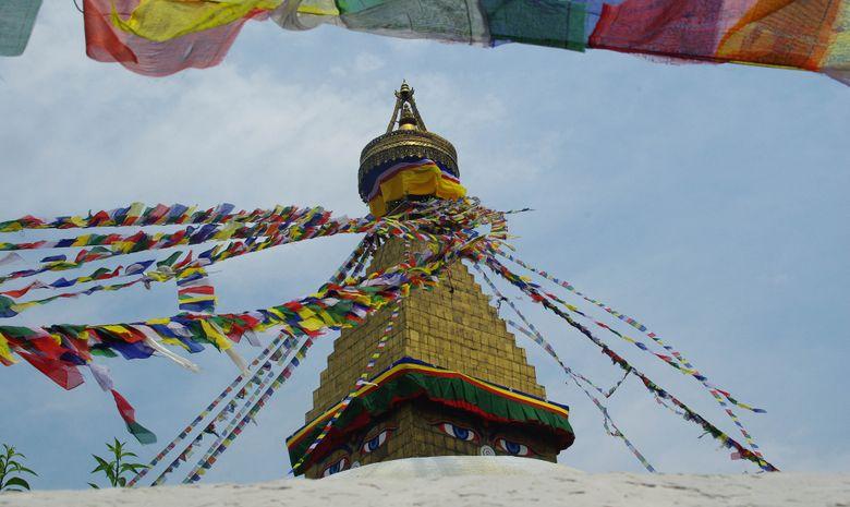 Stupa de Bodhnath