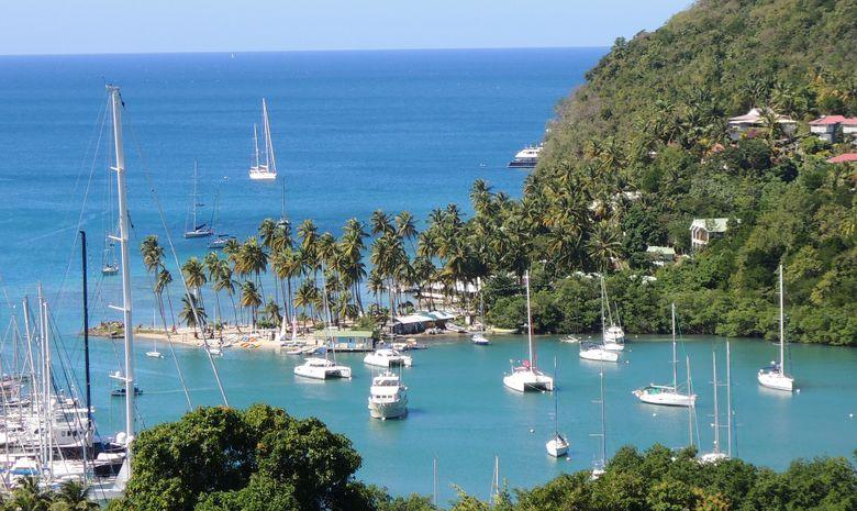 Martinique et Sainte-Lucie-9