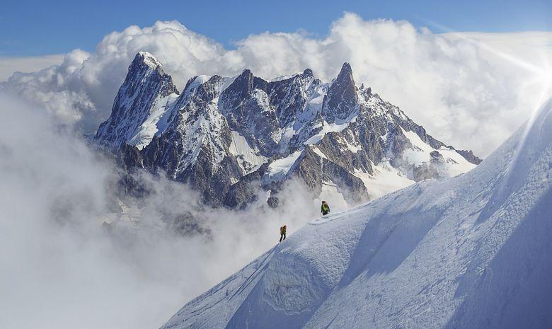 Stage ascension du Mont-Blanc en 6 jours