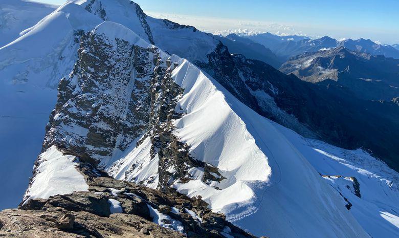 Stage ascension du Mont-Blanc en 4 jours