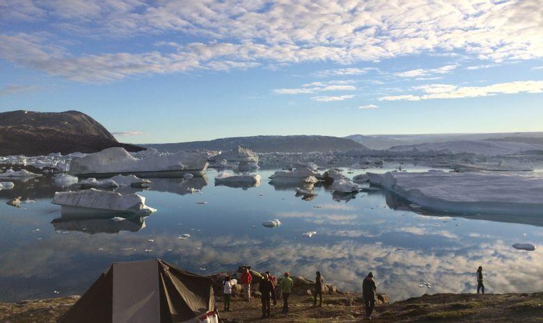 Trek à Angmassalik : l'Est sauvage groenlandais