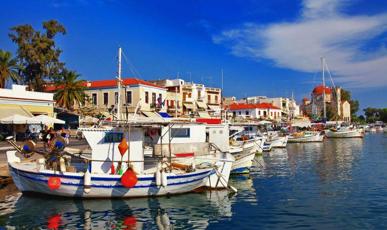 Les îles grecques en croisière catamaran