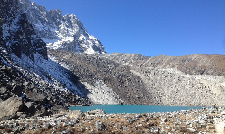 Gokyo-Everest- lacs sacrés