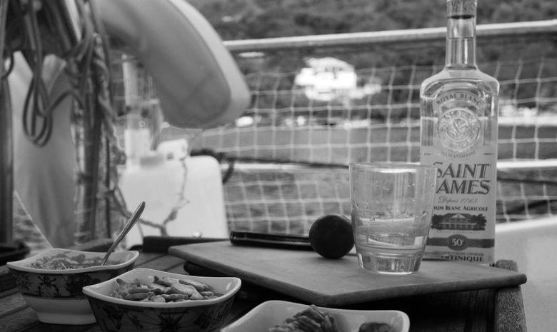 3j-2 nuits sur un catamaran plongée en Martinique