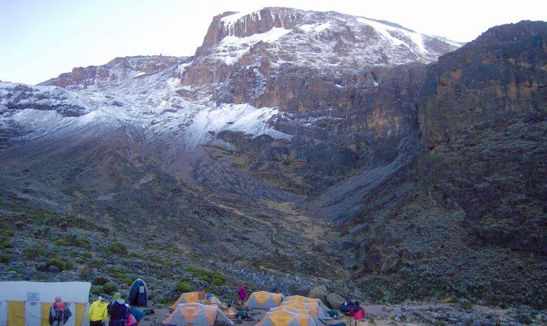 Kilimandjaro, voie Lemosho – rejoindre un groupe