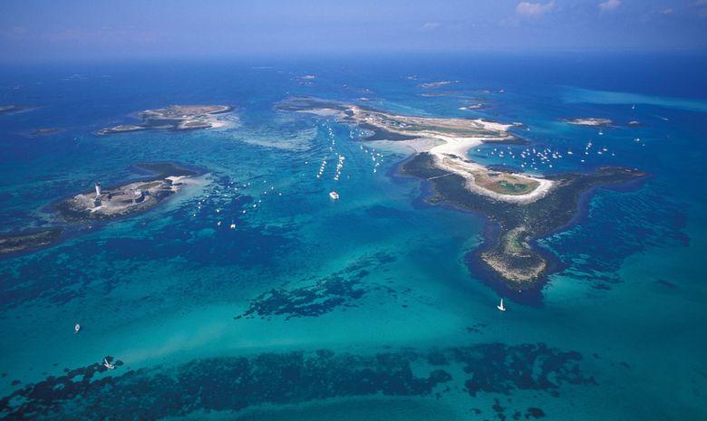 Des eaux claires comme aux Caraîbes !