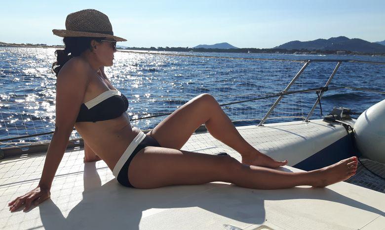 24h en catamaran avec plongée, snorkeling, paddle