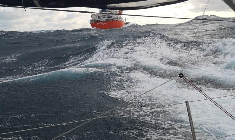 TRANSATLANTIQUE sur un voilier de la Route du RHUM