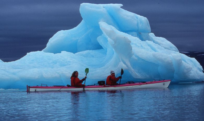 5 glaciers
